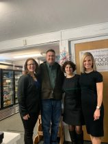 Pantry Staff, Neighbor with Erika Tarantel from Channel 5